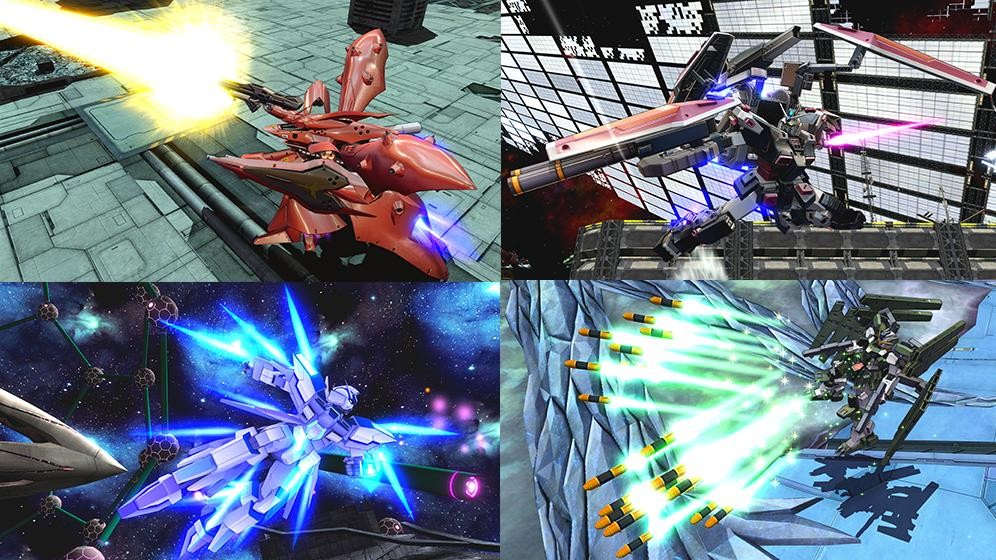 Gundam, Mobile Suit Gundam: Extreme VS. MaxiBoost ON, PlayStation 4, PS4, Bandai Namco, US, Europe, Japan, Asia, gameplay, features, release date, price, trailer, screenshots