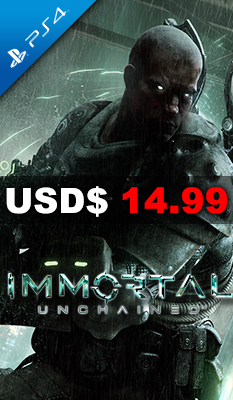 IMMORTAL: UNCHAINED Sold Out Sales & Marketing Ltd.