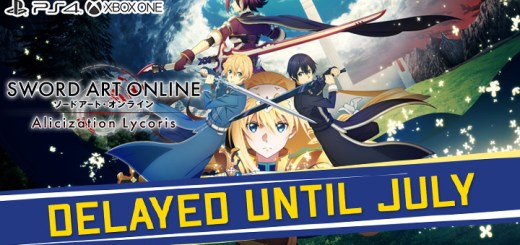 Sword Art Online: Alicization Lycoris, SAO: Alicization Lycoris, Bandai Namco, Japan, Gameplay, US, North America, Features, PS4, Playstation 4, Xbox one, new release date, delayed, news, update
