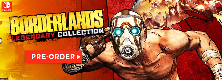 Borderlands, Borderlands: Legendary Collection, Nintendo Switch, Switch, US, Europe, Japan, gameplay, features, release date, price, trailer, screenshots
