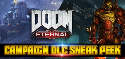 DOOM Eternal, Bethesda, PlayStation 4, PS4, Xbox One, XONE, PC, Steam, US, North America, Europe, PAL, release date, features, gameplay, price, Switch, Nintendo Switch, video game, Japan, Asia, news, update, campaign DLC, DLC sneak peek, DLC