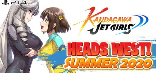 Kandagawa Jet Girls, XSEED, XSEED Games, PS4, PC, PlayStation 4, West, North America, USA, release date, gameplay, features, price, trailer, screenshots, news, update
