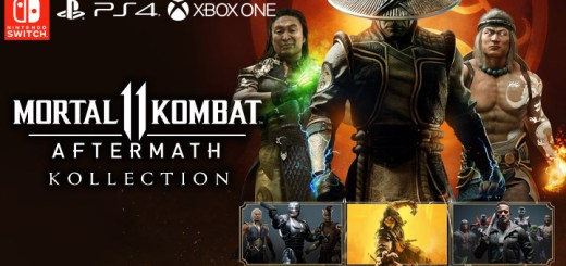 Mortal Kombat 11 Aftermath Kollection Archives Playasia Blog