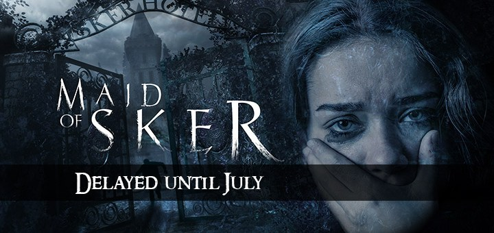 Maid of Sker, XONE, Xbox One, PS4, Switch, Nintendo Switch, PlayStation 4, EU, Europe, Release Date, Gameplay, Features, price, pre-order now, Perp Games, Wales Interactive, trailer, screenshots, news, delayed, new release date
