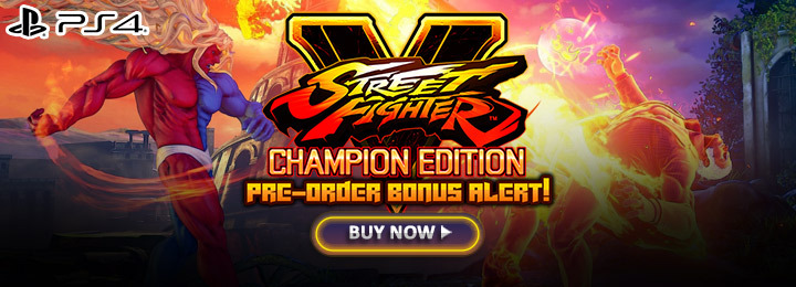 DLC, Saison finale, actualités, mise à jour, Street Fighter V: Champion Edition, Street Fighter V Champion Edition, Street Fighter 5 Champion Edition, Street Fighter Five, PS4, PlayStation 4, Capcom, date de sortie, gameplay, fonctionnalités, prix, États-Unis, Amérique du Nord, Ouest