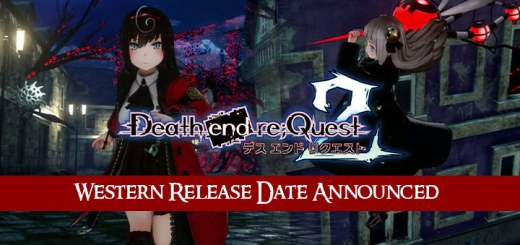 Death end re;Quest 2, Death end re;Quest, Death end Request 2, Death end re Quest 2, PlayStation 4, PS4, gameplay, features, release date, trailer, screenshots, Western release, West, US, Europe, update