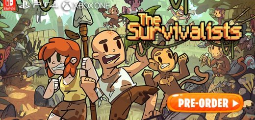 The Survivalists, Survivalists, Team17, Sold Out Games, Release date, Gameplay, US, North America, Europe, features, PS4, PlayStation 4, Xbox One, XONE, trailer, screenshots, Switch, Nintendo Switch