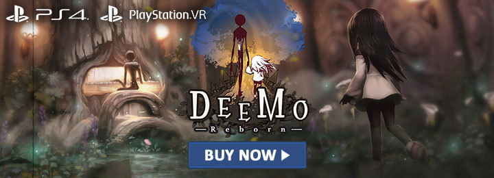 Deemo Reborn, Deemo, PS4, PSVR, PlayStation 4, PlayStation VR, Asia, Multi-language, update, PC
