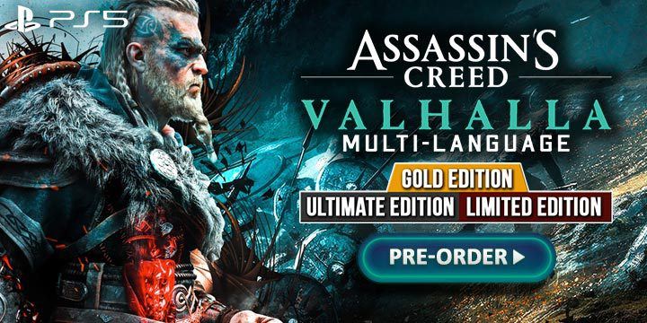 Assassin S Creed Valhalla Limited Boxed Editions Now Up For Grabs