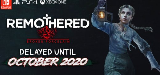 remothered: broken porcelain, stormind games, modus games, us, north america, europe, release date, gameplay, features, price, pre-order now, ps4, playstation 4, xone, xbox one, switch, nintendo switch, delayed, new release date