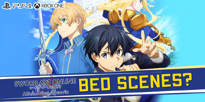 Sword Art Online: Alicization Lycoris, Sword Art Online Alicization Lycoris, PS4, PlayStation 4, Xbox One, XONE, release date, gameplay, features, price, North America, US, news, update