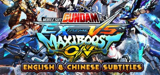 Mobile Suit Gundam: Extreme VS. MaxiBoost ON, Mobile Suit Gundam, Gundam, PS4, PlayStation 4, Asia, gameplay, features, release date, price, trailer, screenshots, English, Chinese, subtitles