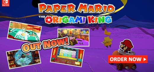 Paper Mario: The Origami King, Paper Mario, Nintendo, Nintendo Switch, release date, gameplay, price, Paper Mario The Origami King, trailer, US, Japan, EU, North America, Europe