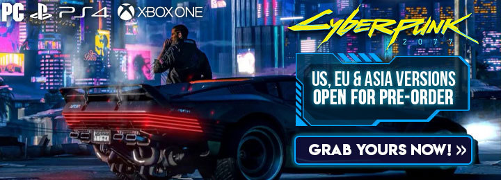 Cyberpunk 2077, xone, xbox one, ps4, playstation 4, EU, US, europe, north america, australia, japan, asia, release date, features, price, pre-order, cd projekt red, news, update, censored
