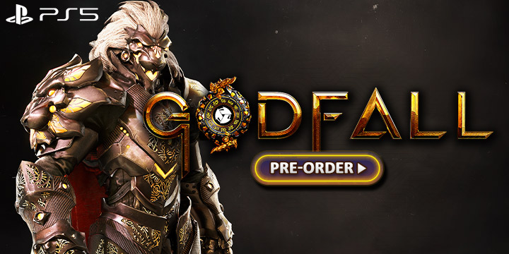 Godfall, PS5, Playstation 5, Gearbox Publishing, Counterplay Games, release date, gameplay, price, features, Europe, North America, Japan, Asia