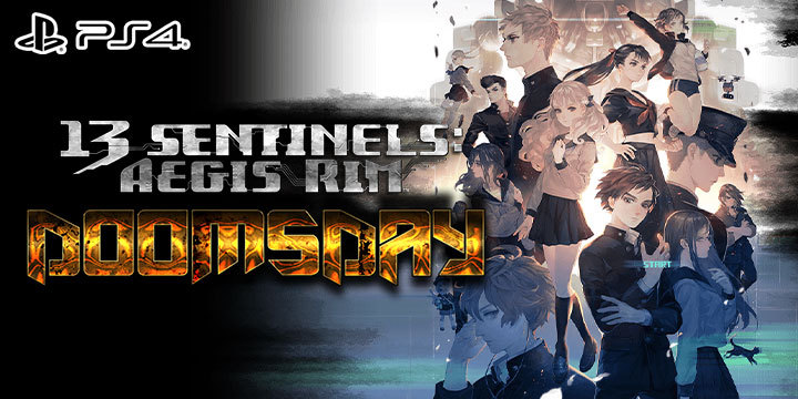 13 Sentinels: Aegis Rim, Europe, US, North America, PlayStation 4, PS4, release date, gameplay, features, price, pre-order, Sega, trailer, doomsday, news, update