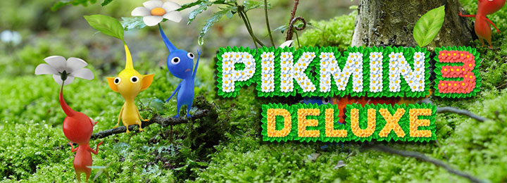 Pikmin 3 Deluxe Heads To Switch On October 30 Learn More Here