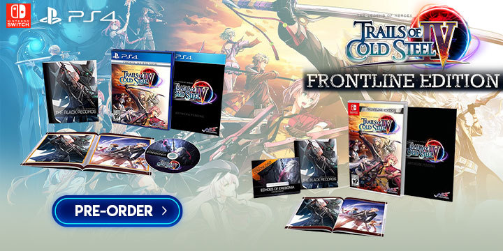 PS4, PlayStation 4, Nintendo Switch Switch, release date, gameplay, features, price, pre-order, US, North America, EU, Europe, NIS America, Frontline Edition