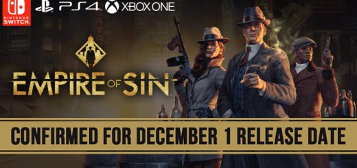 empire of sin, xone, xbox one, ps4, playstation 4, nintendo switch, switch, eu, europe, US, north america, release date revealed, gameplay, features, price, pre-order, romero games, paradox interactive, confirmed release date, update