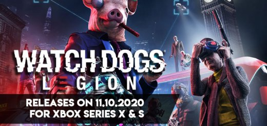 Watch Dogs Legion, Watch Dogs, Ubisoft, PS4, XONE, PlayStation 4, Xbox One, US, Europe, Australia, Japan, Pre-order, Release date for Xbox Series, Release date, Xbox Series X, Xbox Series Platforms