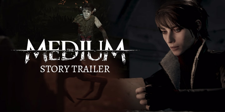 The Medium, The Medium Xbox, Bloober Team, North America, Europe, Japan, release date, gameplay, price, screenshots, trailer, features, The Medium video game, TGS 2020, Story Trailer