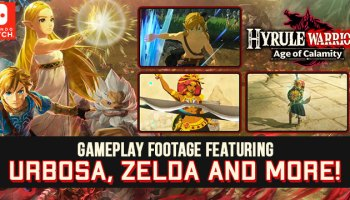 Hyrule Warriors Age Of Calamity The Prequel To Botw Is Coming