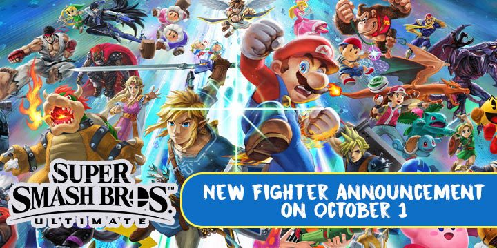 Super Smash Bros. Ultimate, Nintendo, Nintendo Switch, US, Europe, Japan, Asia, gameplay, features, release date, price, trailer, screenshots, updates, DLC