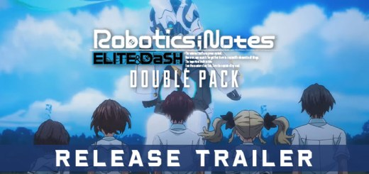 Robotics; Notes Double Pack, Robotics Notes Double Pack, Robotics; Notes Elite, Robotics; Notes Dash, PS4, PlayStation 4, Spike Chunsoft, Nintendo Switch, North America, US, Europe, release date, features, price, pre-order now, release trailer, launch trailer
