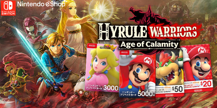Hyrule Warriors Age Of Calamity For Ns A Link Between The Ages