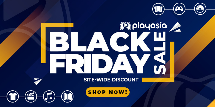 Black Friday Sale, Black Friday, discount, playasia, video games, toys, figures, gaming merchandise, music, books, Nintendo switch, ps4, xbox one, xbox, amiibo, digital, digital codes