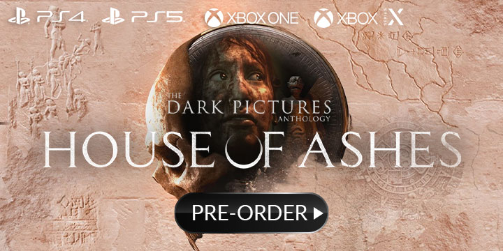 The Dark Pictures, The Dark Pictures Anthology, The Dark Pictures: House of Ashes, House of Ashes, North America, Europe, PS4, PS5, Xbox One, Xbox Series X, PlayStation 4, PlayStation 5, release date, price, pre-order, features, trailer, screenshots