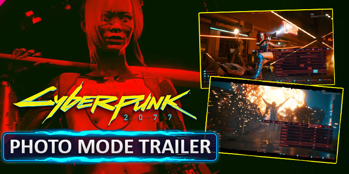 Cyberpunk 2077, xone, xbox one, ps4, playstation 4, EU, US, europe, north america, AU, australia, japan, asia, release date, gameplay, features, price, pre-order, cd projekt red, Photo Mode Trailer, Photo Mode feature