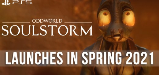 Oddworld Soulstorm, Oddworld: Soulstorm, Odd world: Soulstorm, Oddworld, Soulstorm, Oddworld Inhabitants, PS5, PlayStation 5, Japan, US, North America, Europe, Asia, release date, price, pre-order, Trailer, Screenshots, Spring 2021, Release Date Window, Release date Trailer