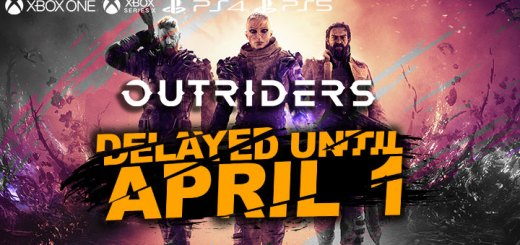 Outriders, People Can Fly, Square Enix, PS5, PS4, PlayStation4, PlayStation5, Xbox One, Xbox Series X, Europe, North America, Price, Pre-order, Trailer, Features, Screenshots, Delayed, Delayed Release date, News, Update, Free Demo