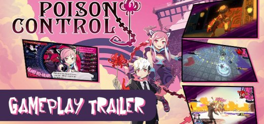 Poison Control, Shoujo Jigoku no Doku Musume, Contaminated Edition, Switch, Nintendo Switch, NIS America, gameplay, features, release date, price, trailer, screenshots, US, Western release, West, Europe, PS4, update