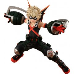 MY HERO ACADEMIA: POP UP PARADE KATSUKI BAKUGO HERO COSTUME VER. TakaraTomy