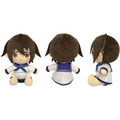 THE 501ST UNIFICATION BATTLE WING STRIKE WITCHES ROAD TO BERLIN OSUWARIKKO PLUSH: MIYAFUJI Tapioca