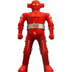 METAL ACTION SUPER ROBOT RED BARON PRE-PAINTED FIGURE: RED BARON Evolution-Toy