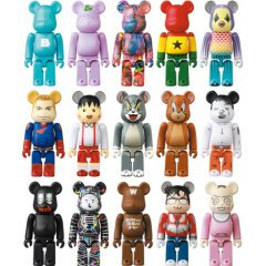 BE@RBRICK SERIES 41 (SET OF 24 PIECES) Medicom