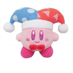 KIRBY'S DREAM LAND KIRBY MUTEKI! SUTEKI! CLOSET PLUSH: CHARACTER COSTUME (MARX) San-ei Boeki