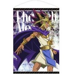 YU-GI-OH! DUEL MONSTERS B2 WALL SCROLL: NAMELESS PHARAOH ATEM (RE-RUN) Cospa