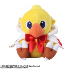 CHOCOBO'S MYSTERY DUNGEON EVERY BUDDY! PLUSH: CHOCOBO WHITE MAGE (RE-RUN) Square Enix