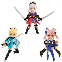 DESKTOP ARMY FATE/GRAND ORDER VOL.3 (SET OF 3 PIECES) Mega House