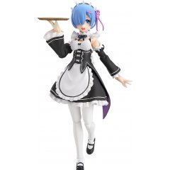FIGMA NO. 346 RE:ZERO STARTING LIFE IN ANOTHER WORLD: REM (RE-RUN) Max Factory