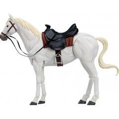 FIGMA NO. 490B: HORSE VER. 2 (WHITE) Max Factory