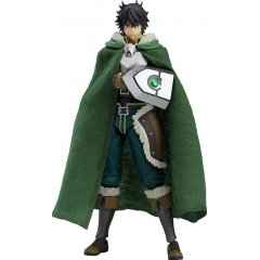 FIGMA NO. 494 THE RISING OF THE SHIELD HERO: NAOFUMI IWATANI Max Factory