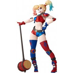 HARLEY QUINN (THE NEW 52) AMAZING YAMAGUCHI SERIES NO. 015EX: HARLEY QUINN NEW COLOR VER. Kaiyodo