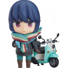 NENDOROID NO. 1451 LAID-BACK CAMP: RIN SHIMA TOURING VER. [GOOD SMILE COMPANY ONLINE SHOP LIMITED VER.] Max Factory