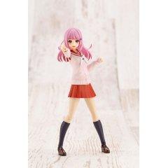 SOUSAISHOJOTEIEN 1/10 SCALE MODEL KIT: YUKI MADOKA TOUOU HIGH SCHOOL WINTER CLOTHES DREAMING STYLE FRESH BERRY [KOTOBUKIYA SHOP EXCLUSIVE] Kotobukiya