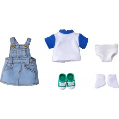 NENDOROID DOLL: OUTFIT SET (OVERALL SKIRT) Good Smile